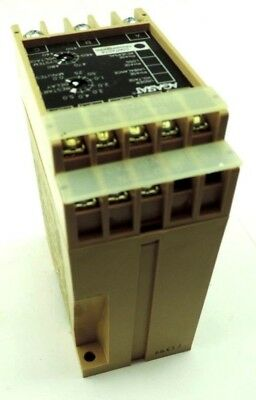 Agastat PMBLCSL 3 Phase Power Quality Monitor Relay 440/480 VAC