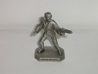 Star Wars Rawcliffe Fine Pewter Figure Luke Skywalker - 1994