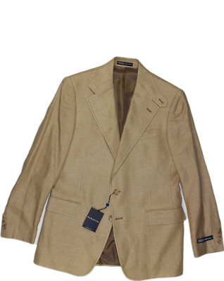 Polo Ralph Lauren Garrison Desmond Men s Beige Suit-44R-Made In Italy debb43e5e284