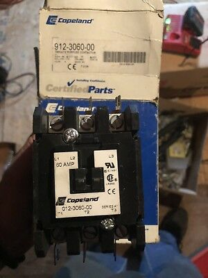 3 Pole Contactor 60 Amp 24V Coil