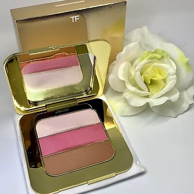 Tom Ford Soleil Contouring Compact 02 SOLEIL AFTERGLOW .70oz/20g ~ New in Box