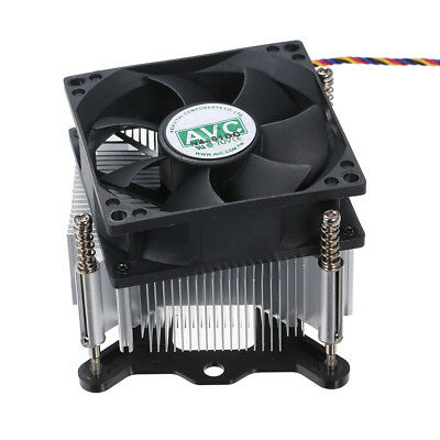 COOLER MASTER 4 four pin CM12V LGA 775 Fan With Heatsink Air