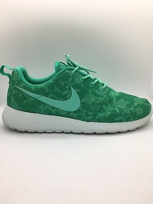 best website aaea3 3a69c ... shopping nike roshe run gpx floral pack mint size 9 pre owned 100  authentic d7ea0 4fccf