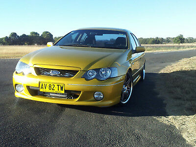 BA Supercharged XR6 Ford Falcon Auto