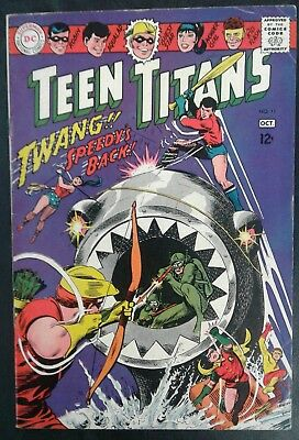 Teen Titans #11 DC Comics Silver Age! Nick Cardy Cover! VG/FN 5.0! 20% OFF! Nice