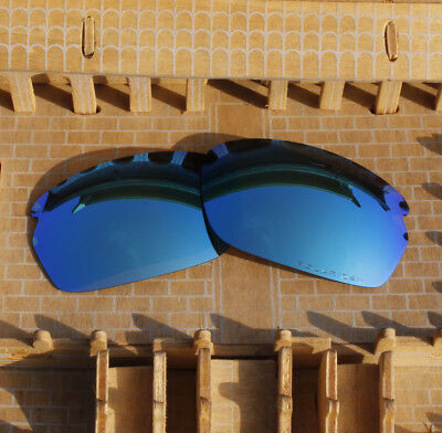 7c48640fe2 ACOMPATIBLE Polarized Lenses Replacement for-Carbon Shift -Blue mirror