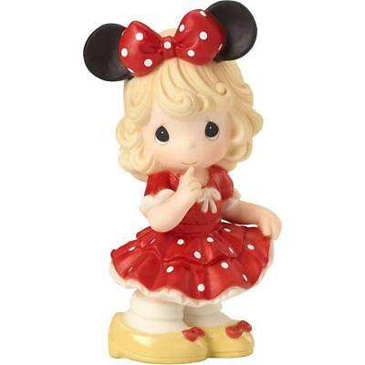 Precious Moments Disney Girl You Fill My World 162025 - New, Mint, FREE Shipping