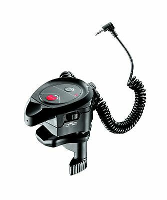 Manfrotto MVR901ECPL Clamp on Remote for Panasonic and LANC (Black)