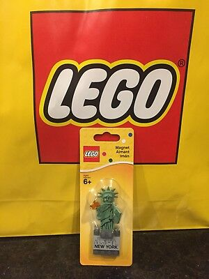 NEW SEALED Lego 853600 Statue of Liberty New York minifigure exclusive Magnet