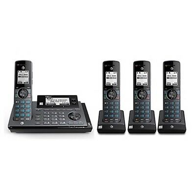 AT&T DECT 6.0 4 Cordless Handsets Bluetooth to Cell, Smart Call Blocker,CLP99487