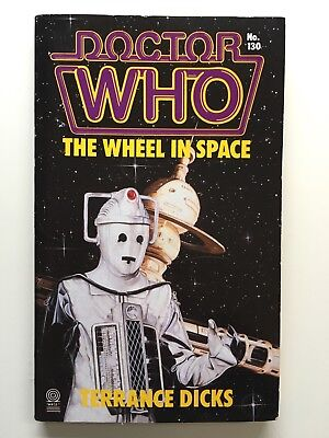 Doctor Who - The Wheel in Space - Target 130 - Terrance Dicks - 1st Edition