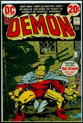 DC Comics The DEMON #9 FN 6.0