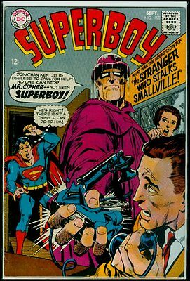 DC Comics SUPERBOY #150 Mr. Cipher VG/FN 5.0