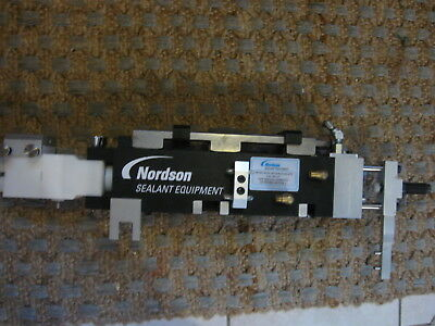Nordson Sealant Cartridge Dispensing Metering Applicator Pump System JetStream