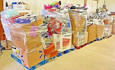 Massive Job Lot Of 50 BRAND NEW Items From Auction-High Street Store NEW STOCK