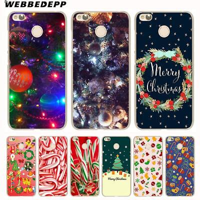 N4388 Cover Skin Phone Christmas For Xiaomi Redmi 4A 5A 5 Plus 6 Pro 6A 3S Case