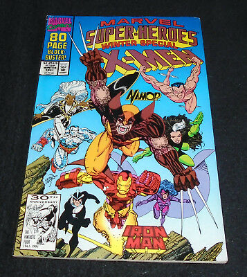 Marvel Super Heroes Winter Special #8 1st App Squirrel Girl Unbeatable Comic Key