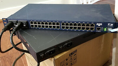 Avocent Cyclades AlterPath ACS32 SAC Advanced Console Server 32 Port Tested