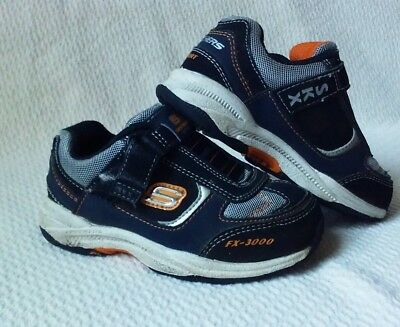 Skechers  SportSKX Toddler Light Up  Athletic Shoes Sneakers Size 7 US