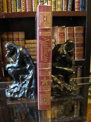 The American President PHILIP KUNHARDT Easton Press Leather Binding New Sealed