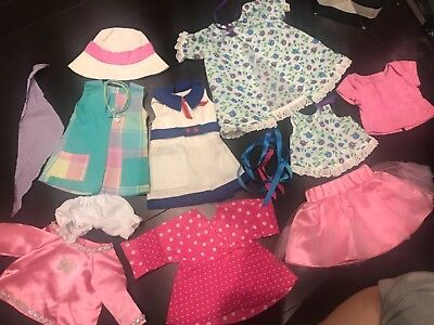 "12 American Girl Truly me Joyful Jewels Battat Outfit for 18"" Dolls"
