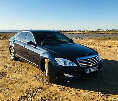 Mercedes-Benz S Class 3.0 S320 CDI L 7G-Tronic Full Service **REDUCED TO CLEAR**