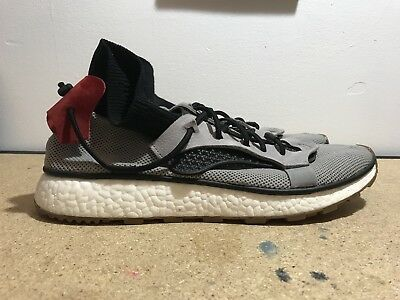 outlet store 65f0b c09c2 Adidas Originals by Alexander Wang AW Run GreyRed Gum CM7826 Mens Size 13  Used