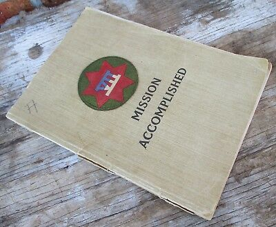 Mission Accomplished Story Of The Vii Corps United States Army In World War Ii