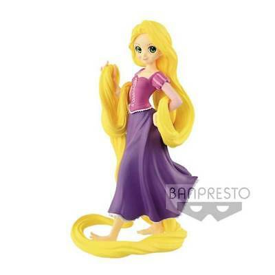 Tangled RAPUNZEL Figure Disney Characters Crystalux BANPRESTO From JAPAN F/S
