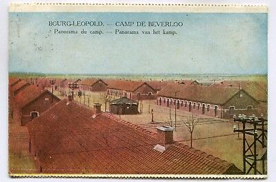 CPA - Carte Postale - Belgique - Camp de Beverloo - Panorama du Camp