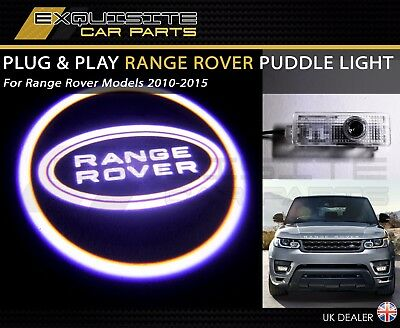 Range Rover Style Puddle Light Shadow Ghost Lights Svr Bodykit - High Qualty