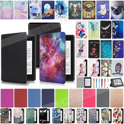 Smart Magnetic Leather Case Cover For Amazon Kindle Paperwhite 1 2 3 4 10th 2018