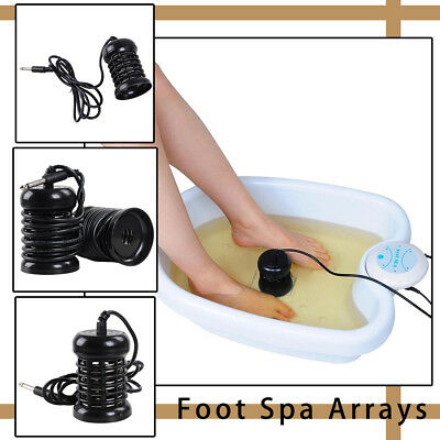 2pcs High quality Ionic Foot Detox Spa Arrays Replace For Foot Bath Machine Tool