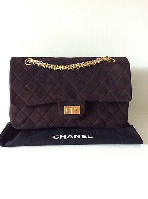 b8c4cb9ecac79c GENUINE VINTAGE CHANEL backpack in unique enriched mustard yellow ...
