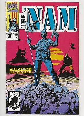 The 'Nam #64  VF/NM  Marvel (1986)      *Free Shipping*