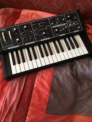 """Moog """"The Rogue"""" Analogue Synthesizer,with power sup !"""