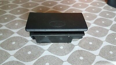 Porsche 911 996 Boxster 986 Centre Console Ashtray Black 996552595
