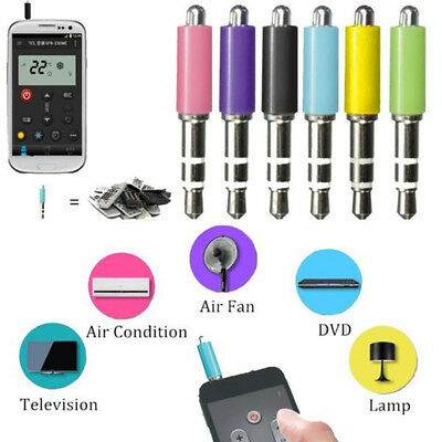 3.5mm Télécommande Universelle Infrarouge TV STB DVD Appareils Pr Android IOS NF