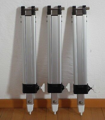 VIXEN Aluminum tripod legs (57-91cm) for VIXEN mounts NP, SP, GP, GP-E, GP2 etc.
