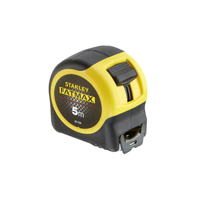 STANLEY FATMAX Classic Tape with Blade Armor, 5m Metric Only