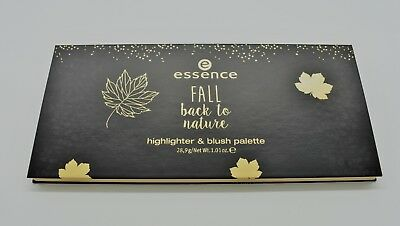 Essence Fall Back to Nature Highlighter & Blush Palette NEU & OVP  34,57€ / 100g