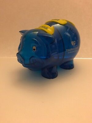 Kids Budgeting Piggy Bank Divided Sections (Save,Spend,Share) Thrivent Financial
