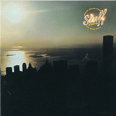 Stuff-Live In New York (Limited) Cd Neuf