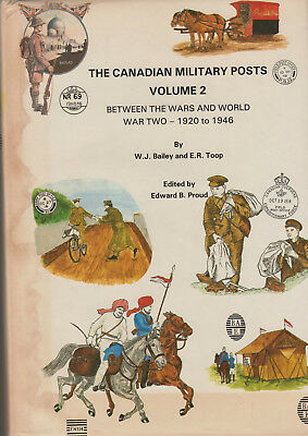 The Canadian Military Posts Volume 2 1920-1946