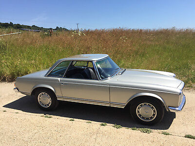 Mercedes 280 SL Hard Top W113