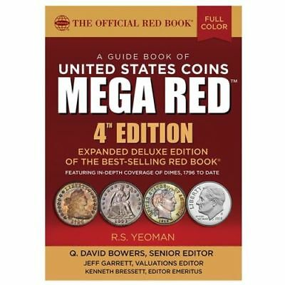 2019 MEGA Red Book Of US Coins Soft Cover Redbook IN STOCK 4th Edition