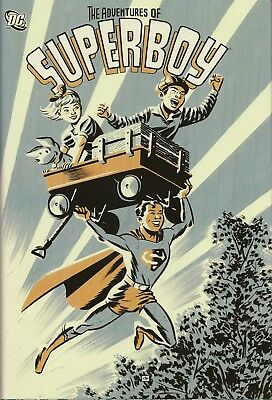 The Adventures of Superboy HC Hard Cover Golden Age collection read once