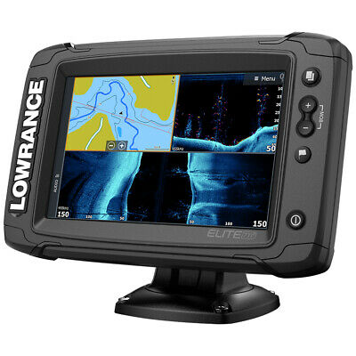 Lowrance Elite 7 Ti2  Active Imaging Fishfinder Chartplotter 000-14638-001