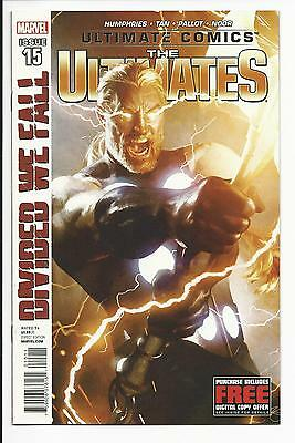 The Ultimates # 15 (Ultimate Comics, Nov 2012), Vf/nm