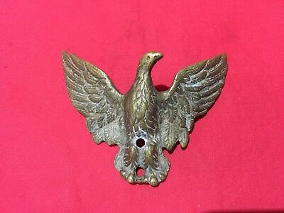 WW2 WWII GERMAN flag eagle Iron Cross gold silver clad bar